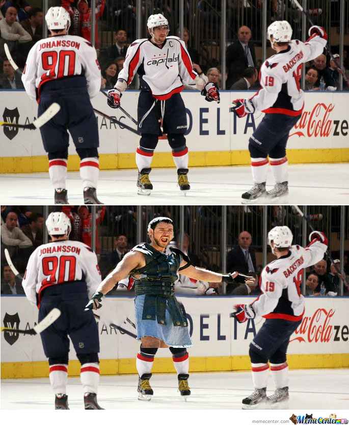 Ovi Show! Are You Not Entertained?