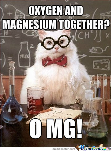 How Does Magnesium React With Oxygen