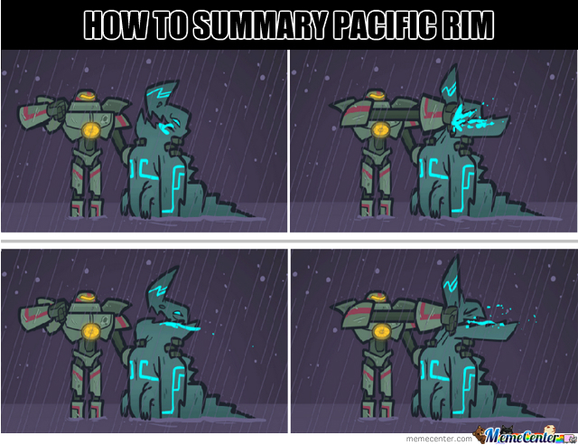 Pacific Rim By Doctor Ernest Calligary Meme Center
