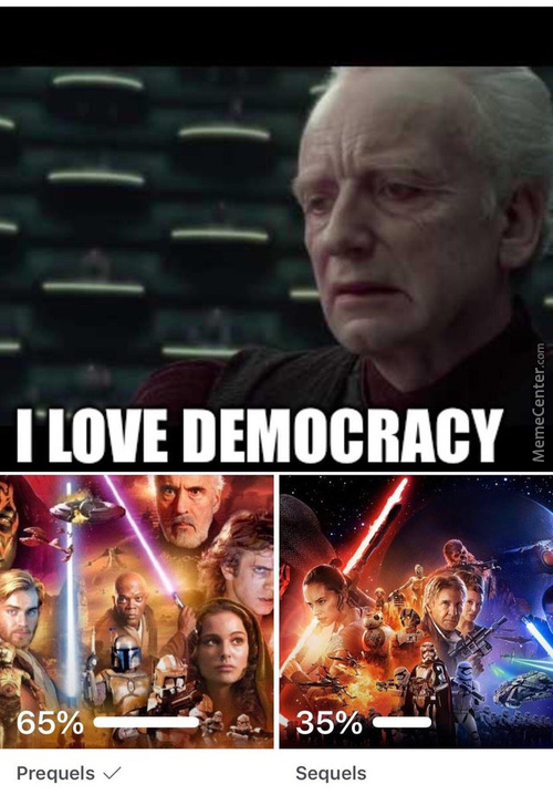 #palpatine Did Nothing Wrong