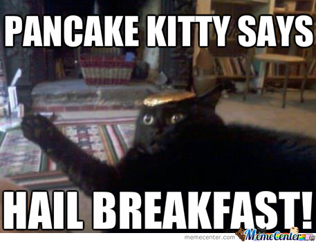 Pancake Kitty