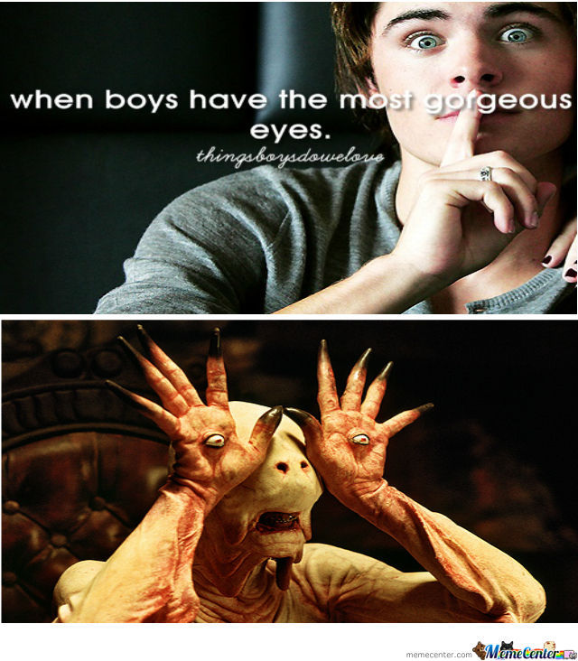 Pans Labyrinth By Thatxdude Meme Center