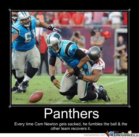 Panthers Suck