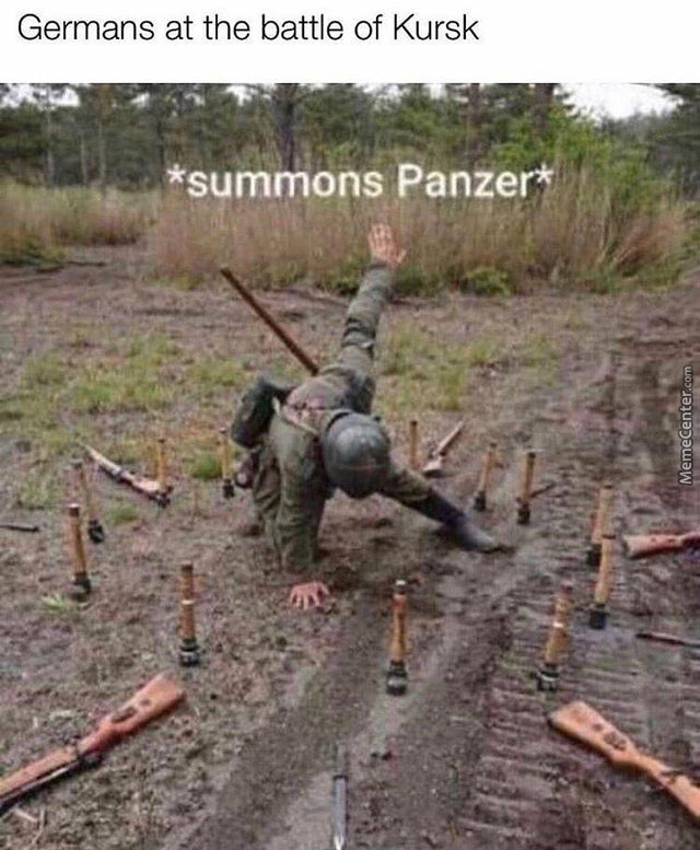 *Panzer Noise Intensified*