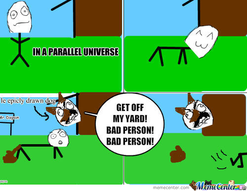 how to go to a parallel universe