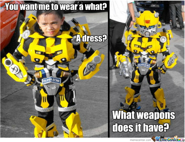 Parenting Level = Awesome!