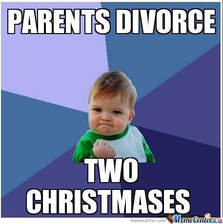 Parents Divorce