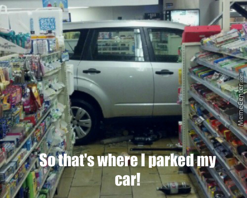 Parked Car