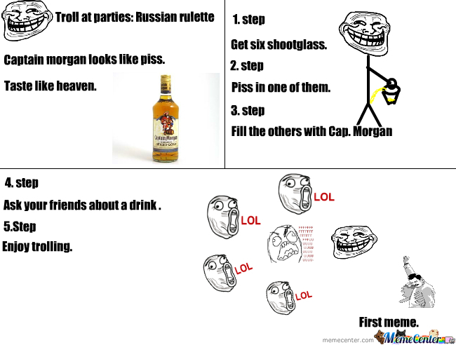 Party Troll