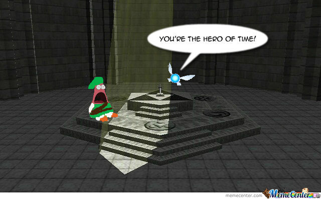 Patrick: Hero Of Time