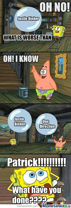 Patrick & Spongebob Deleted Episode.