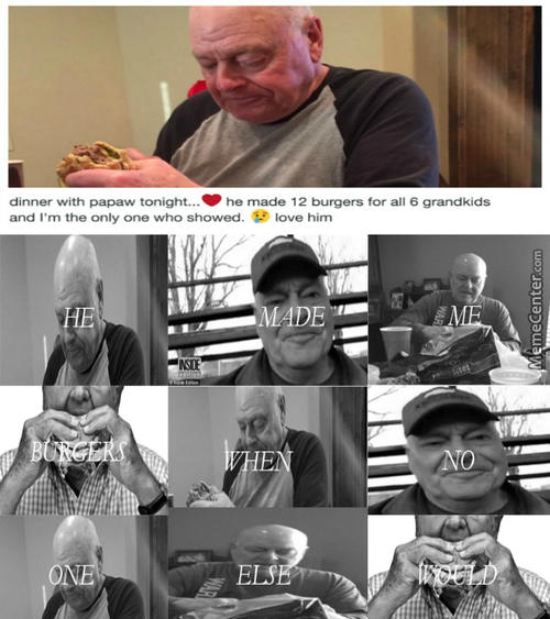 Pawpaw Deserves Respect (Last Post Had A Missing Top Image)
