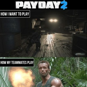 how to use gamebar on payday 2