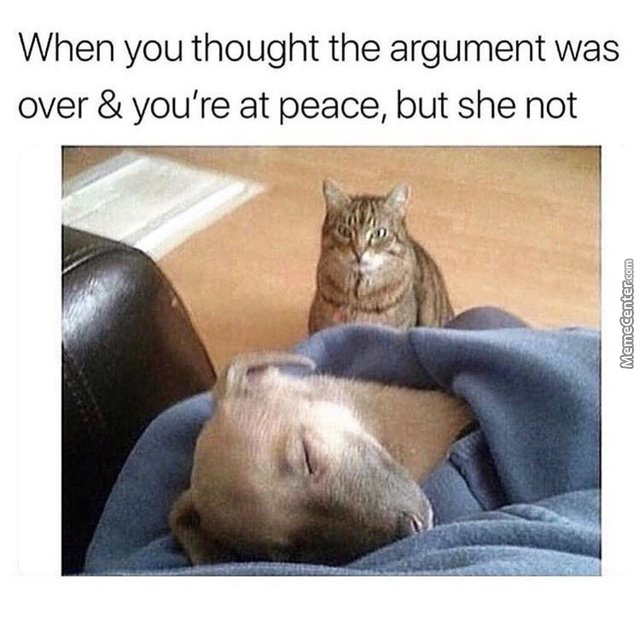 Peace Was Never An Option