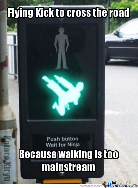 Pedestrian Signal Level: Japan
