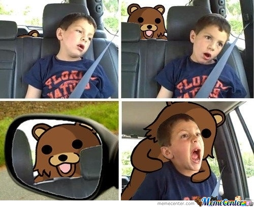 Pedo Bear Attacks.