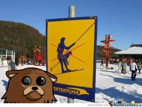 Pedobear Does Not Approve