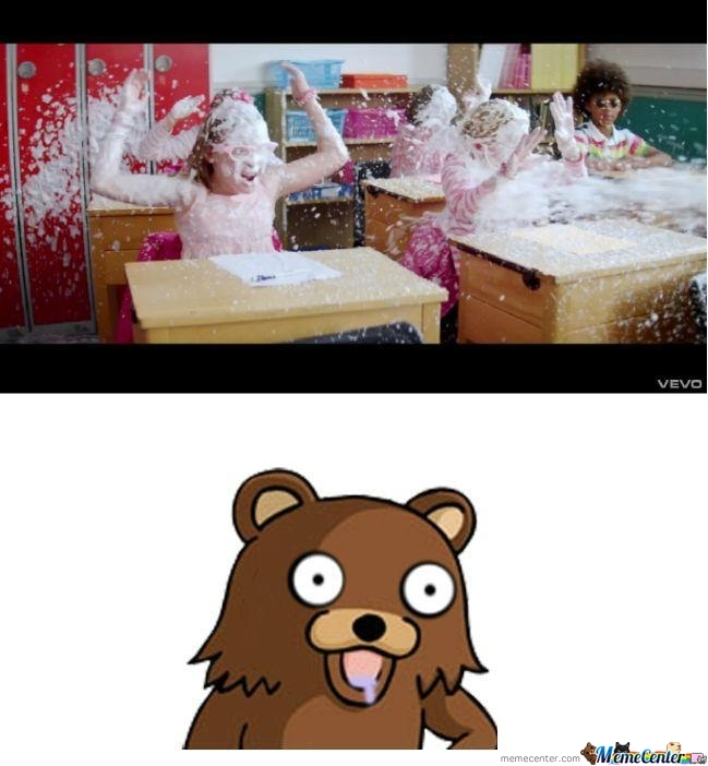 Pedobear Dream