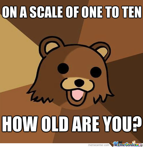 Pedobear Is Looking....