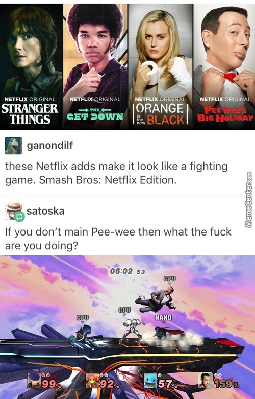 Pee Wee's Smash Adventure