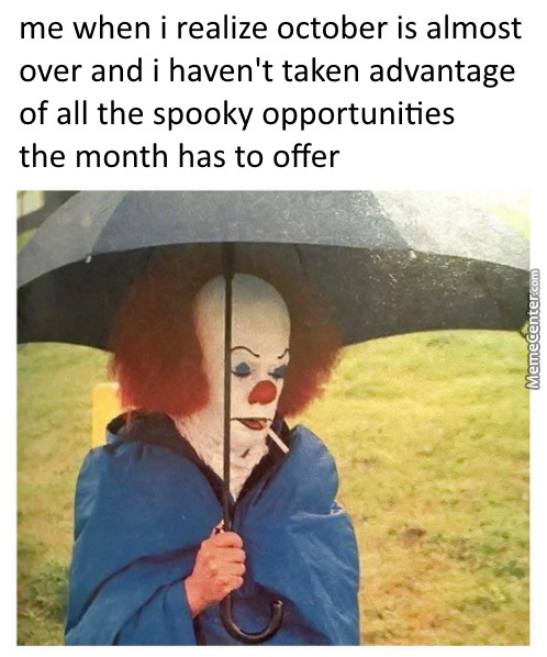 Pennywise Is Having Some Difficult Times