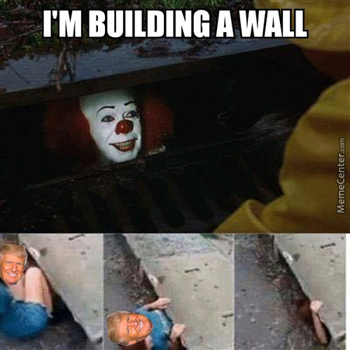 Pennywise The Dancing Trump