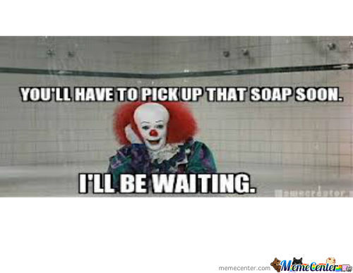 Pennywise Wants To Rape You