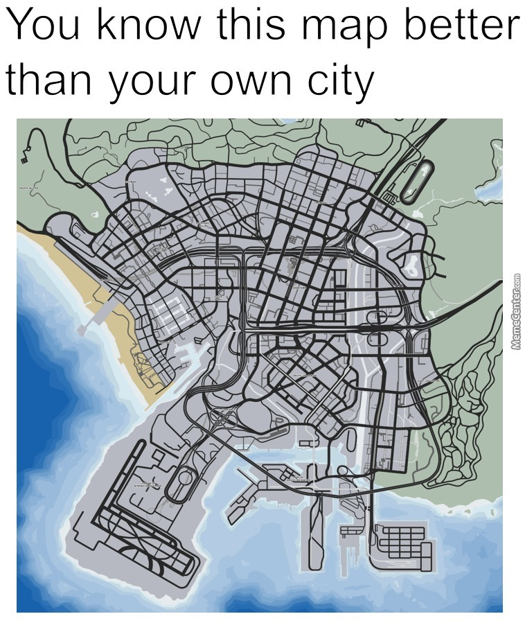 People Already Started Using This Map Instead Of Gta San ... on west coast fault line map, doom map, san andres map, gta 3 map, gta 4 map, san miguel map, gta 5 grove street map, andreas fault map, gta 1 map, san gorgonio map, liberty city map, saints row map, gta v map, vice city map, grand theft auto iv map, city of san antonio map, the golden compass map, gta 2 map, san lorenzo valley map, calaveras county map,