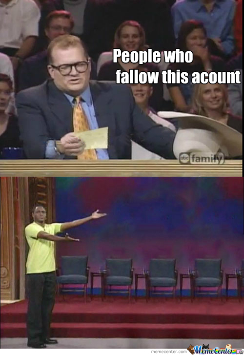 People Who Have Fallowed This Account