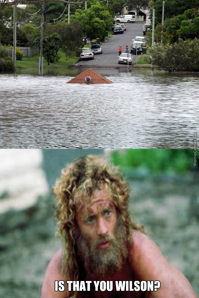 People Who Have Seen Cast Away Will Get The Joke