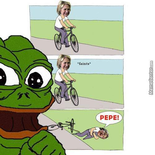 Pepe Did Nothing Wrong - Praise Kek