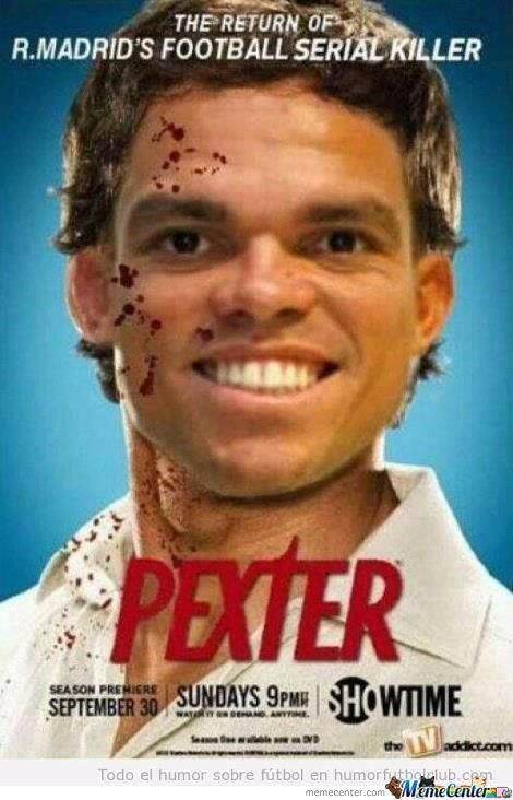 Pepe The Football Killer