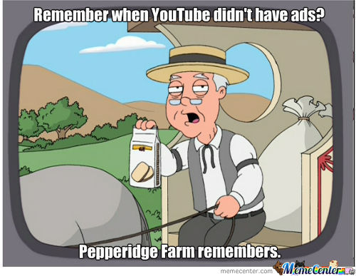 Pepperidge Farm Remembers Youtube...
