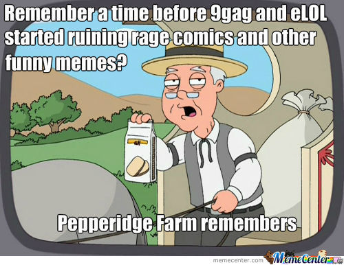 Pepperidge Farm Remembers!