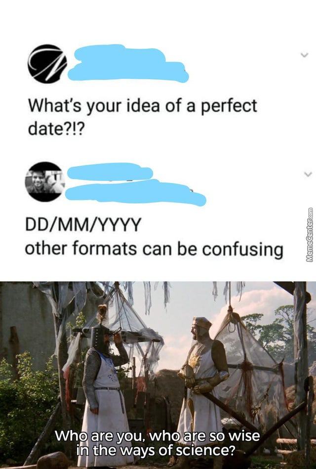 Perfect Dates Do Exist