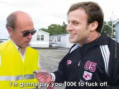 Perfect Resume Of Macron Plan To Calm Down The Yellow Vests