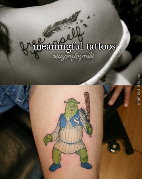 Perfect Tattoos Don't Exi...