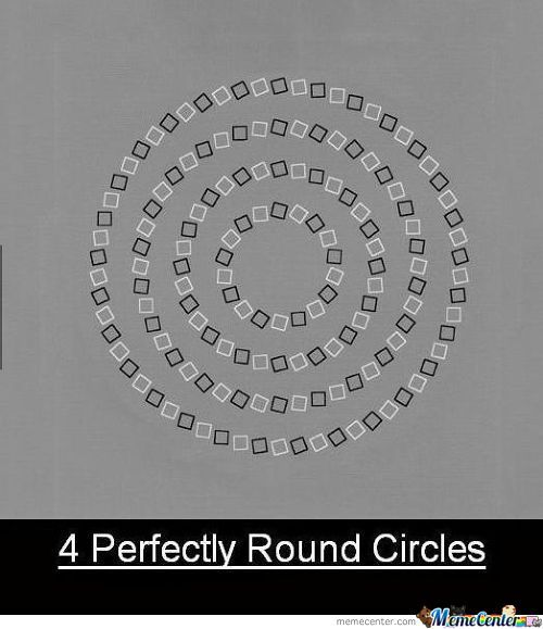 Perfectly Round Circles