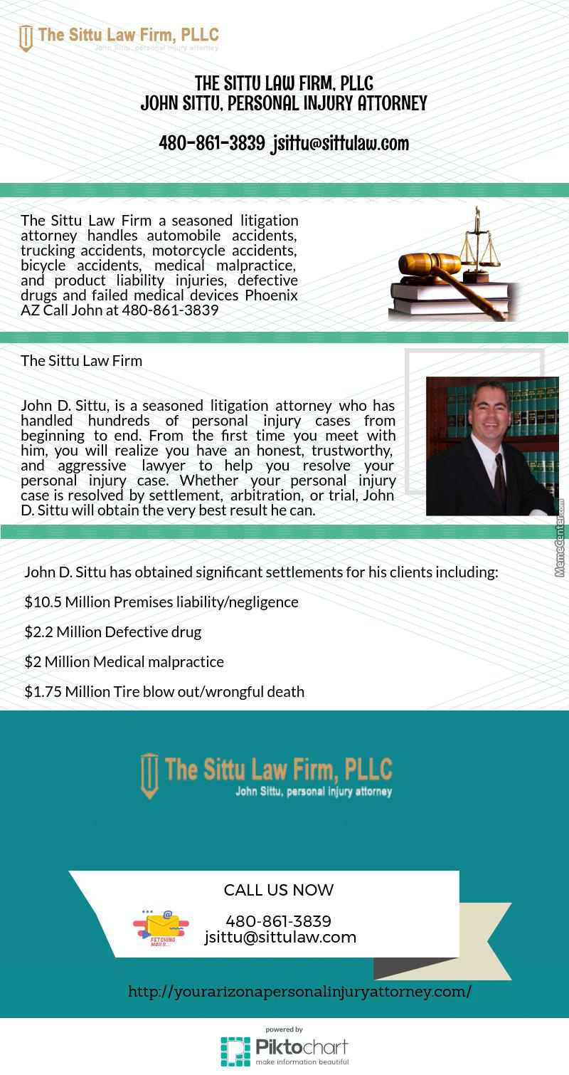 Personal Injury Attorney, Pi And Auto Motorcycle Accident