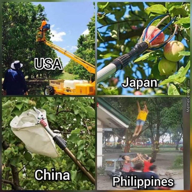 Philippines:yes You Have Technology But We Have Manpower