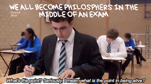 Philosophical Student