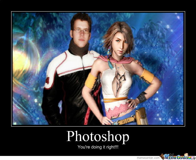 Photoshop Girlfriend