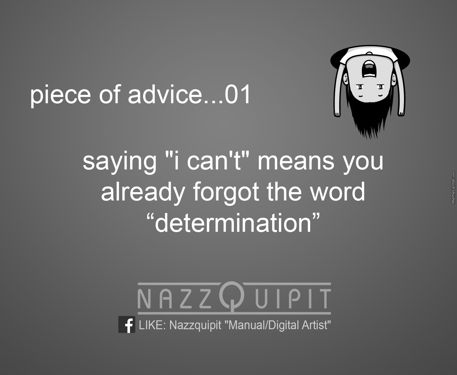 Piece Of Advice...01
