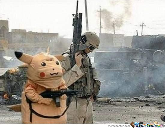 Pika Pika Motherfucker