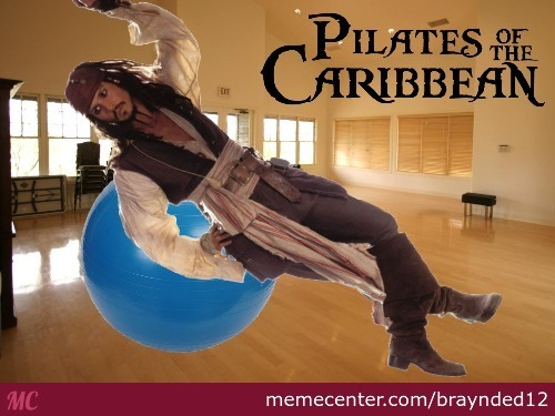 Pilates Of The Caribbean