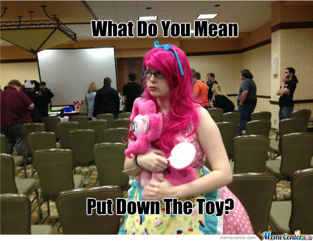 Pinkie Cosplay
