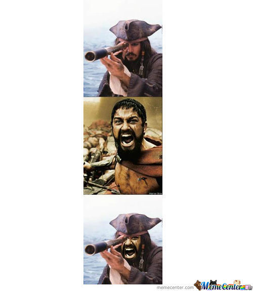 Pirates Of Sparta