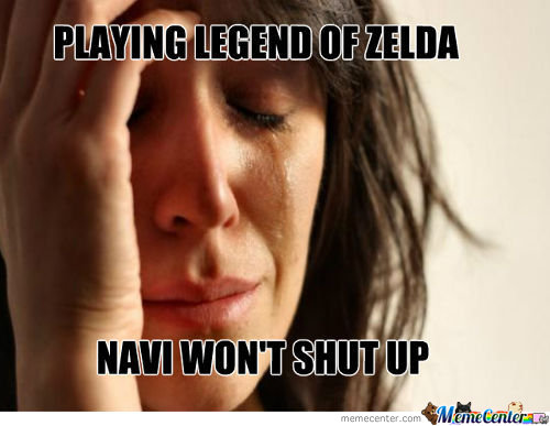 Playing Legend Of Zelda