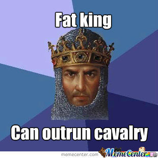 Playing Regicide On Aoe 2