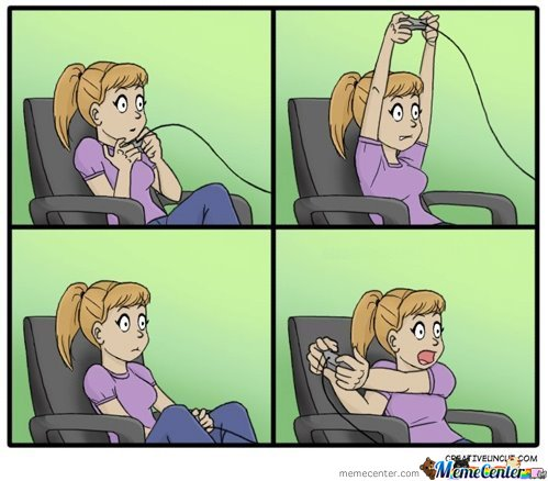 Playing Video Games Like A Boss